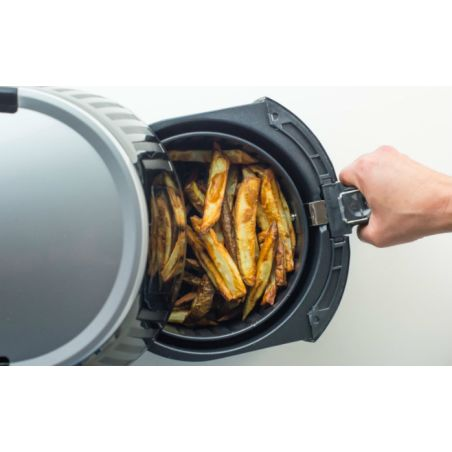 נוטריפרי המקורי (Nutrifry) - מכשיר לטיגון בריא בכף שמן (מבצע במעמד החיוב 349 ש'ח )