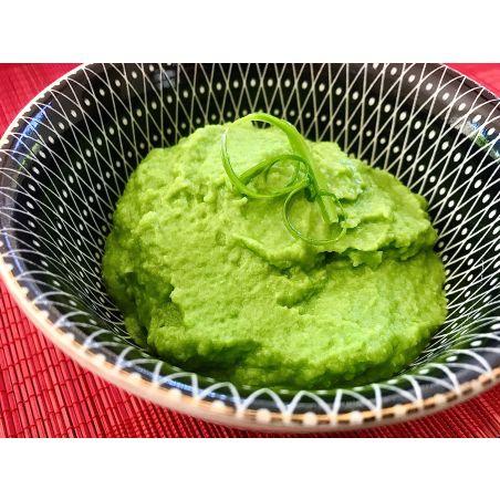 פירה אפונה ירוקה - ליטר