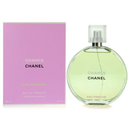 בושם לאשה שאנל  צ'אנס או פרש Chanel (W) Chance Eau Fraiche EDT 150 ML