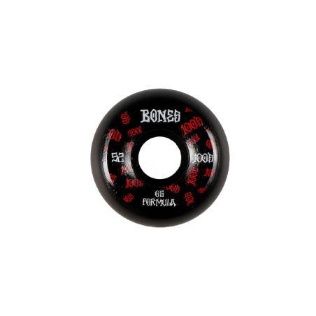 Bones - גלגלים לסקייטבורד 100S OG V5 במידה 52MM