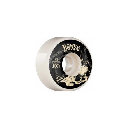 Bones - גלגלים לסקייטבורד 100S OG V4