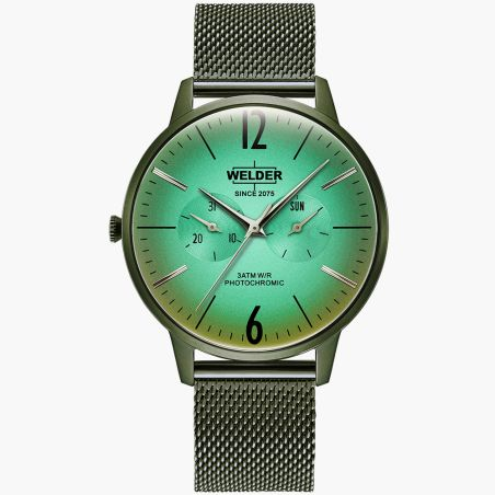 שעון WELDER Slim WWRS419 42mm - Olive
