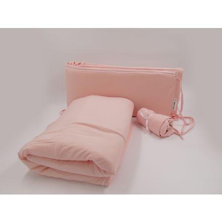 סט מלא לעריסה | New pink basic