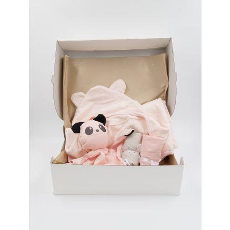 מארז מקלחת ראשונה | baby panda gift
