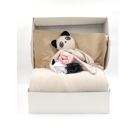 מארז חלומות | baby panda gift