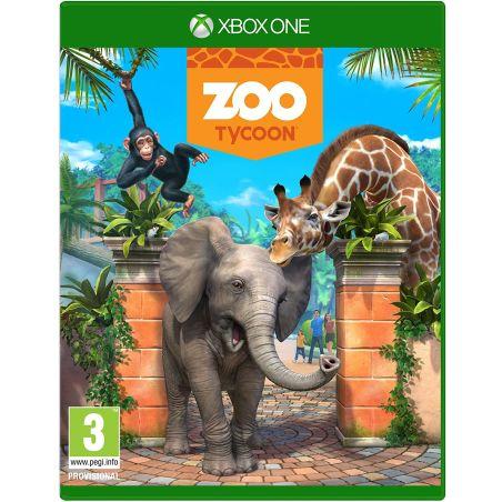 zoo tycoon לxbox one