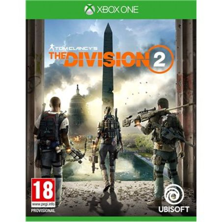 the division 2 לxbox one