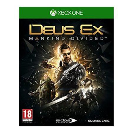 Deus Ex: Mankind Divided day one edition לקונסולת Xbox One