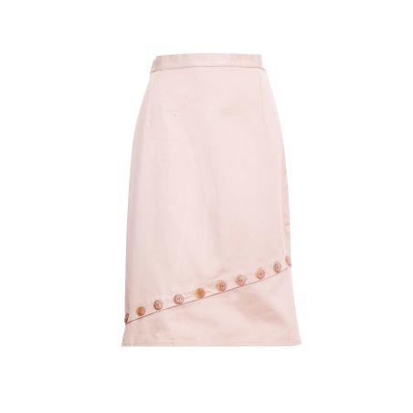 חצאית כפתורים הופ