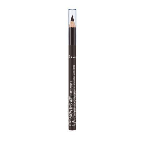 RIMMEL LONDON  עפרון גבות פייבר - 003דארק