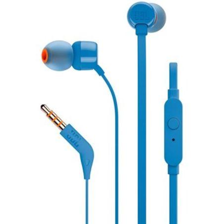 אוזניות חוטיות JBL TUNE 110