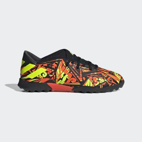 נעלי אדידס קטרגל לילדים ונוער | Adidas Nemeziz Messi 3 TF J