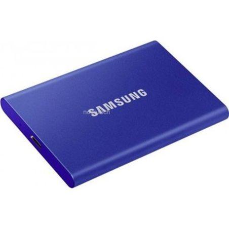 דיסק קשיח 1 טרה SSD חיצוני Samsung Portable SSD T7 USB 3.2 MU-PC1T0H/WW