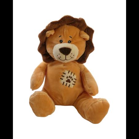 בובה קטיפתית משגעת מבית bgifts - אריה