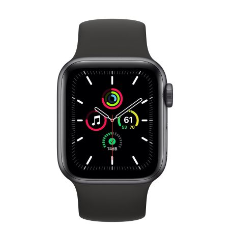Apple Watch SE 40mm Cellular - יבואן רשמי