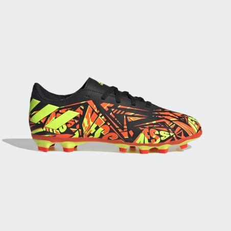 נעלי כדורגל מיסי לילדים ונוער | Adidas Nemeziz Messi 4 FXG J