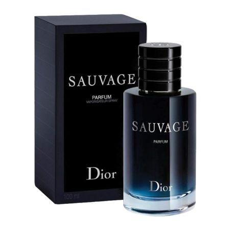 בושם לגבר דיור סוואג' פרפיום Dior Sauvage PARFUM 100 ML