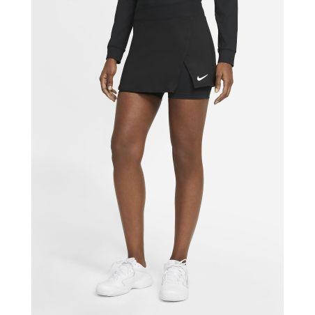 חצאית נייק משולבת טייץ | Nike Court Victory Women's Tennis Skirt