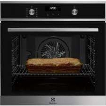 תנור פירוליטי רב תכליתי אלקטרולוקס Seamless Design EOP6524X/K