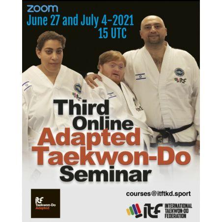 Seminar Taekwon-Do Adapted in English