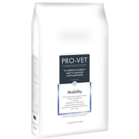 פרו וט - PRO VET- מזון מוביליטי - 7.5 ק