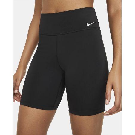 טייץ נייק קצר נשים | Nike One Women's Mid-Rise 18cm (approx.) Bike Shorts