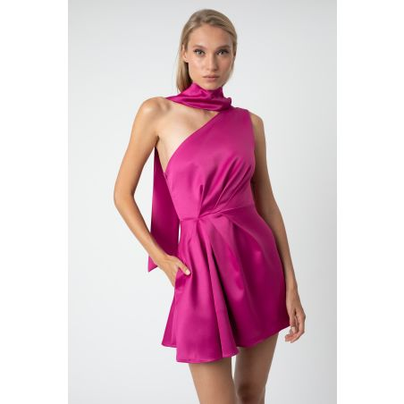 Lilya Dress - Pink