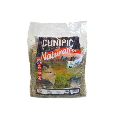 קוניפיק - נטוראליס היי עם צמחי ביצות 500 גרם