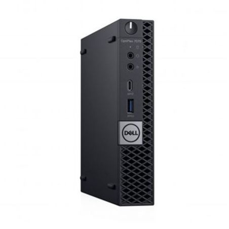 מחשב Intel Core i7 Dell OptiPlex 7070 Micro OP7070-7279 Mini PC דל
