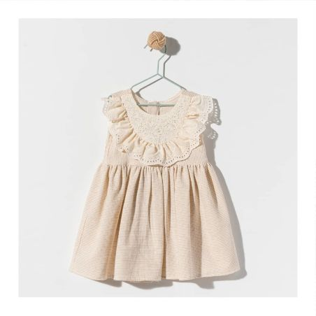 שמלת Beige