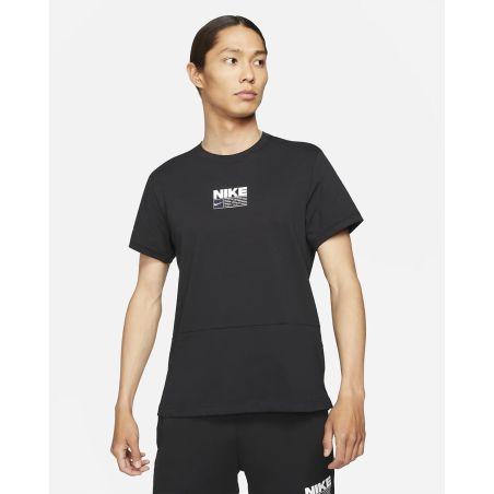 חולצת נייק גברים | Nike Dri-FIT Men's Short-Sleeve Graphic Training Top