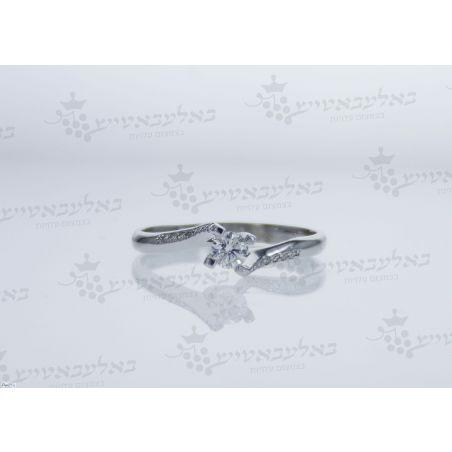 טבעת יהלום B8