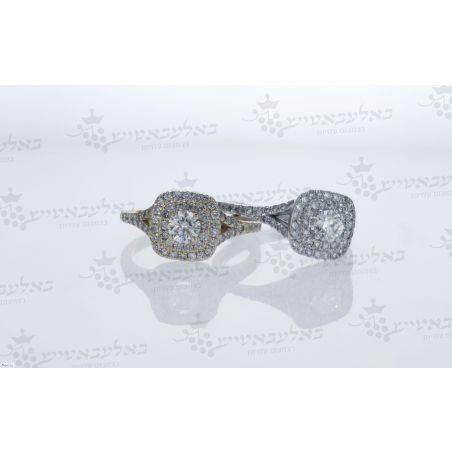 טבעת יהלום B3