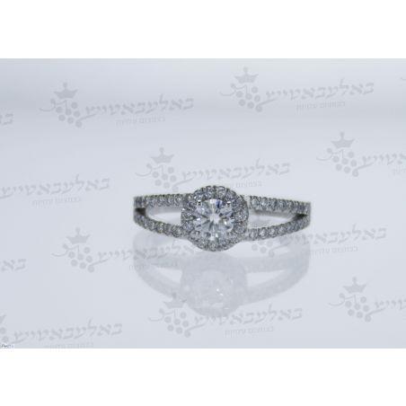 טבעת יהלום B15