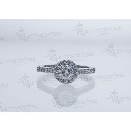 טבעת יהלום B12