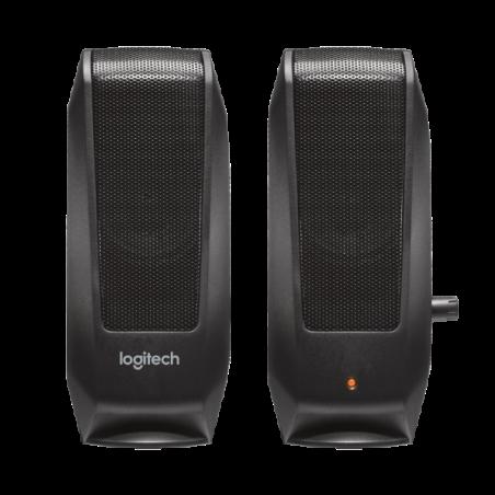רמקולים Logitech S120 2.0 Multimedia Speakers