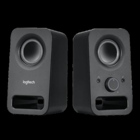 רמקולים Logitech Z150 2.0 Multimedia Speakers BLACK