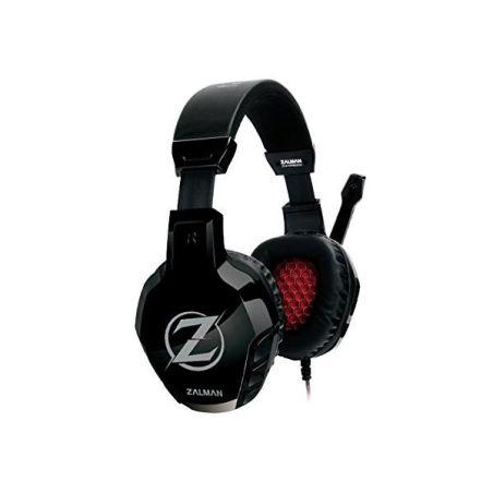 אוזניות ZALMAN GAMING HEADSET HPS300