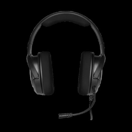 אוזניות Corsair HS35 Stereo Gaming Headset Carbon Black