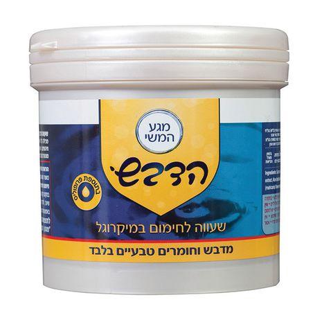 מגע הדבש- שעווה חמה לשימוש במיקרוגל 500 גרם