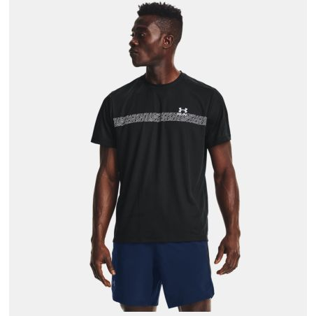 חולצת אנדר ארמור גברים | Under Armour Speed Stride Graphic Short Sleeve