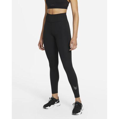 טייץ נייק לנשים |  Nike Mid-Rise 7/8 Graphic Leggings