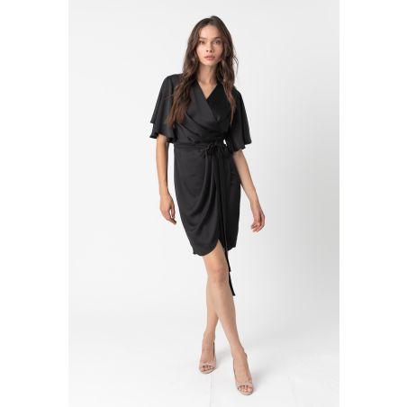 Alma Dress - black