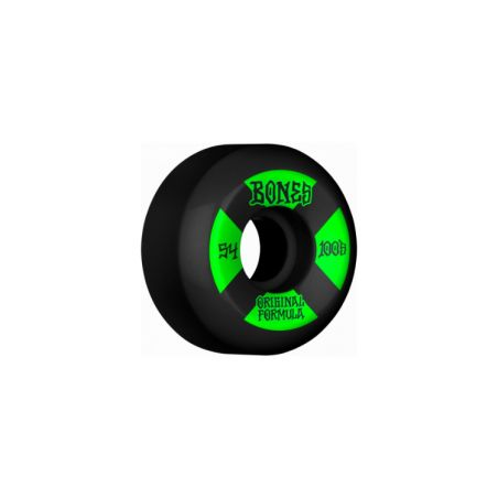 Bones - גלגלים לסקייטבורד 100S OG V5 במידה 54MM