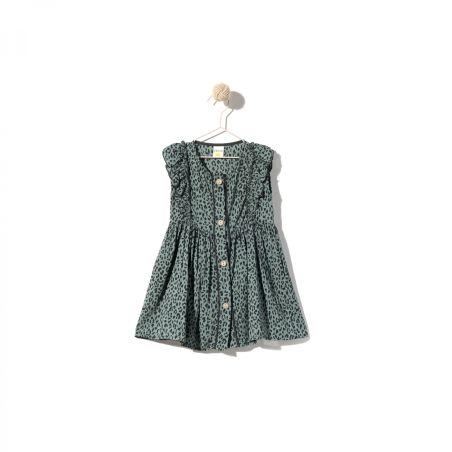 שמלת PARD עם קובע