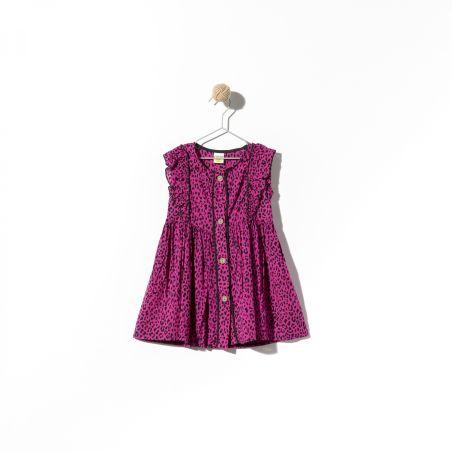 שמלת LEO עם קובע