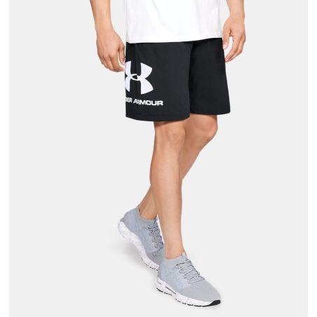 שורט אנדר ארמור לגברים   Under Armour Sportstyle Cotton Graphic Shorts