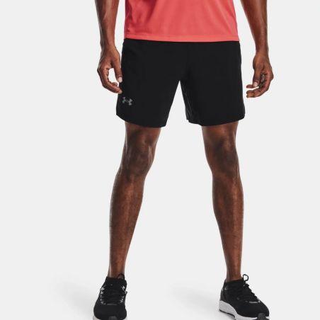 שורט אנדר ארמור לגברים   Under Armour Launch Run Shorts