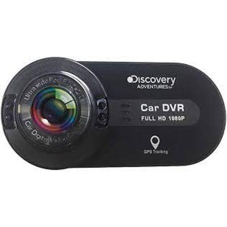 מצלמה דרך לרכב בעלת GPS Discovery 970