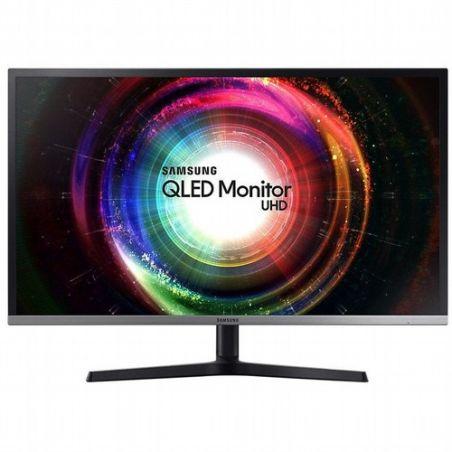 מסך מחשב Samsung U32J590UQM 31.5 אינטש 4K סמסונג